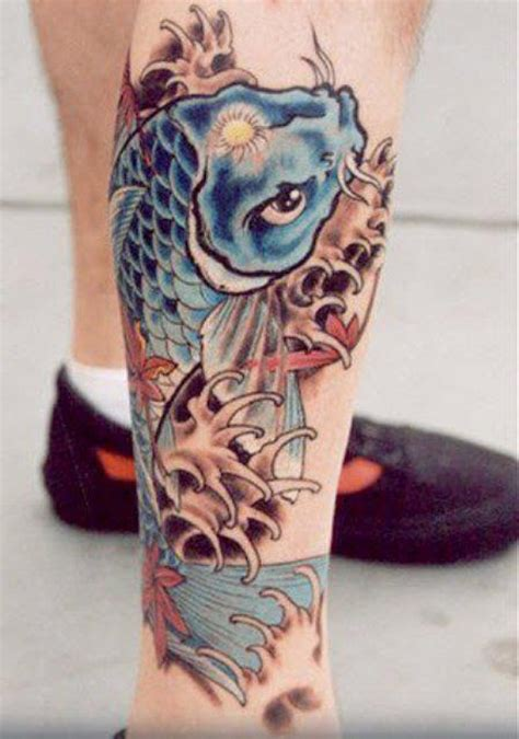 yakuza tattoo fish tattoo koi fish yakuza tattoo collection