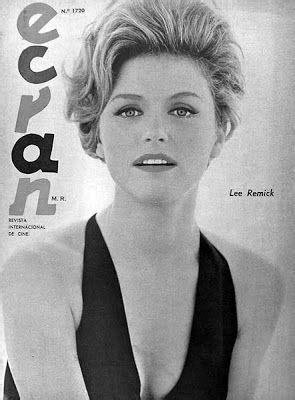 Lee Remick | Vintage Beauties | Pinterest | Love
