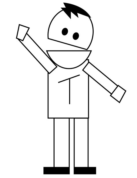 South Park Terrance Coloring Page H M Coloring Pages South Park Coloring Pages