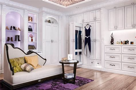Elegant Livingrooms 67 reach in and walk in bedroom closet storage systems