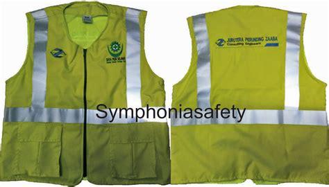 Rompi Safety Lapangan Bandara Tambang Proyek agustus 2014 symphonia safety seragam dan perlengkapan safety supplier