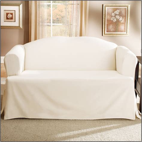 white t cushion sofa slipcover decor stylish t cushion sofa slipcover for living room