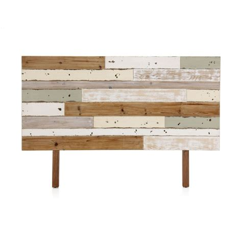 Tete De Lit En by T 234 Te De Lit En Bois Color 233 Recycl 233 The D 233 Co