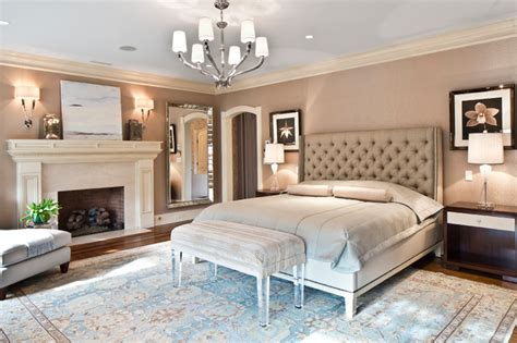 Master Bedroom Suite Design Ideas by Armonk Luxurious Master Bedroom Suite Traditional