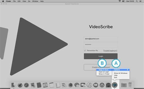 videoscribe desktop tutorial find videoscribe on your computer and open it videoscribe