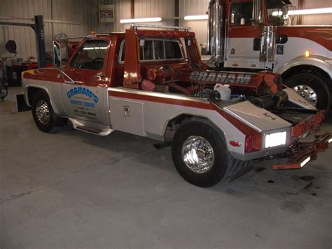 wrecker bed graham s 88 c 30 wrecker tow411