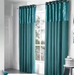 Teal Window Curtains Design Savoy Panel Eyelet Teal Fully Lined Ready Made Curtains