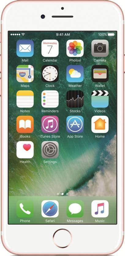 Apple Iphone 7 256gb Rosegold Original Non Refurbish apple iphone 7 256gb price shop apple iphone 7 256gb gold mobile at shop gn