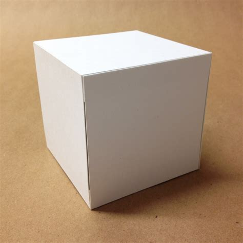 Make A Paper Cube - paper cube images