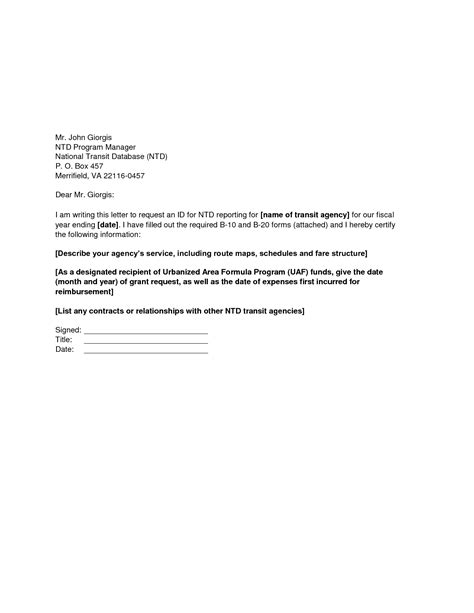 Letter Of Request Letter Of Request Format Image Collections Letter Sles Format