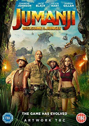 movies released today jumanji welcome to the jungle by dwayne johnson jumanji welcome to the jungle dvd movies tv online raru