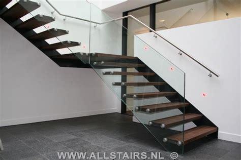 balustrade langs trap overzicht van projecten van allstairs trappen te ede