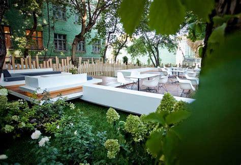 kiev garden restaurant ukraine  architect