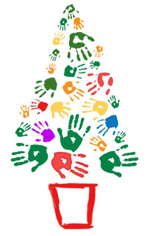 Imagenes Navidad Solidaria | media naranja brillasvos arboles de navidad creativos