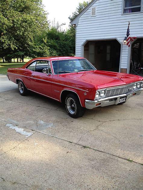 1966 impala ss for sale 1966 chevrolet impala ss for sale smithfield virginia