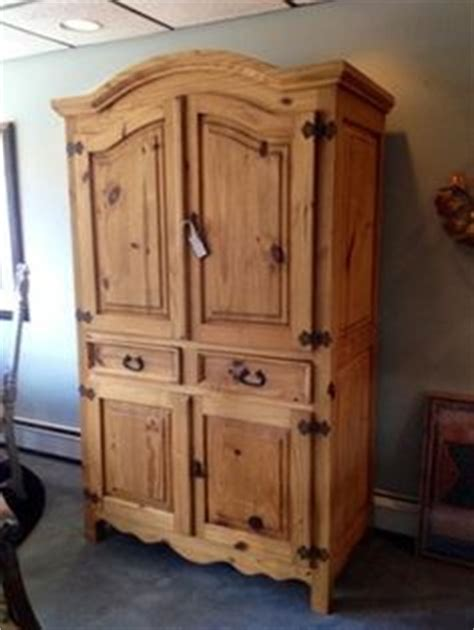 mexican pine armoire beautiful mexican rustic pine armoire local pick up only