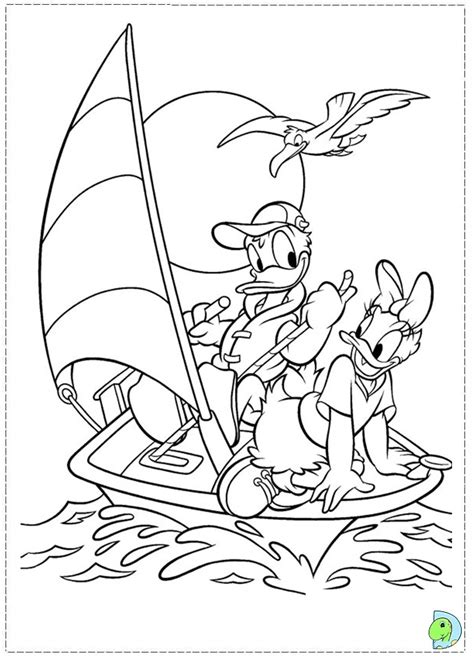 duck head coloring page free donald duck head coloring pages