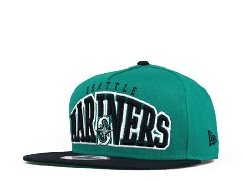 seattle mariners colors seattle mariners team colors hightailer snapback green