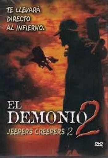 el demonio y la ver el demonio 2 jeepers creepers 2 online y descargar gratis hd pelisplanet