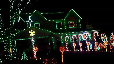 long island christmas lights all i want for christmas long island light show youtube