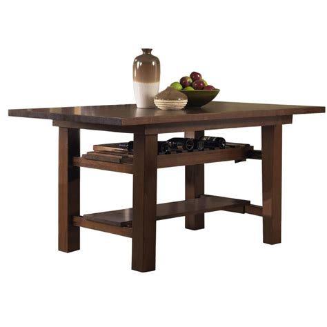 Kitchen Counter Table Counter Height Wood Kitchen Tables Types Of Wood