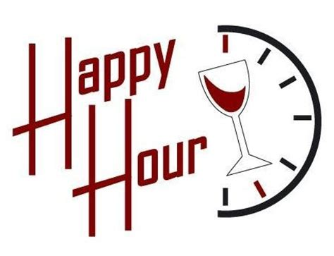 businesses may advertise happy hour or similar terms
