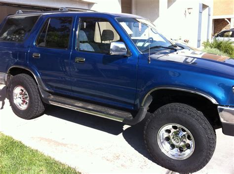needs some info opinions on my 93 4r toyota 4runner