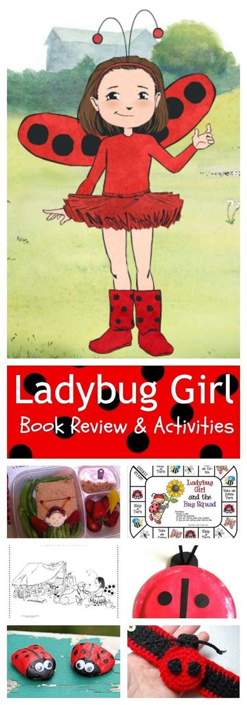 ladybug tea books ladybug activities bug ideas