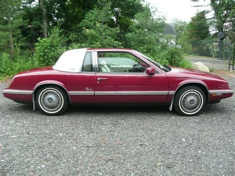 sell used 1992 buick riviera in hanover massachusetts united states
