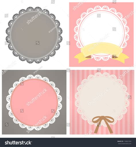 cute lace pattern vector free cute lace pattern stock vector illustration 118001059