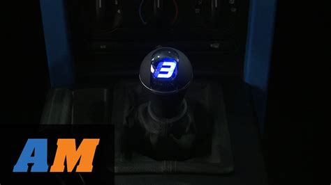 mustang raxiom digital shift knob manual 79 14 all
