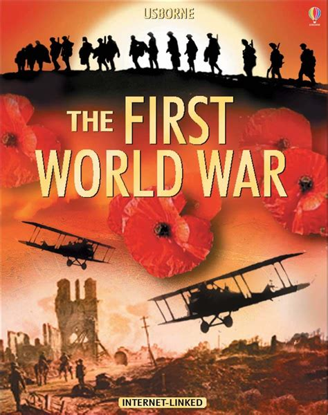 libro my first world war introduction to the first world war at usborne children s books
