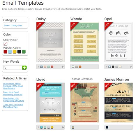 email templates mailchimp aweber vs mailchimp who is better email marketing provider