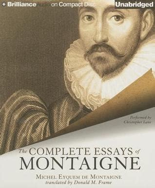 Montaigne Essays Sparknotes by Montaigne Essays Sparknotes Sparknotes Essays Ayucar