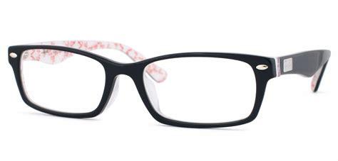 ban rx5206f alternate fit eyeglasses free shipping