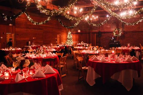 christmas venue themes phoenix holiday catering trends make your event memorable