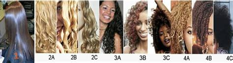 all the different types of curls kandyland different curl types
