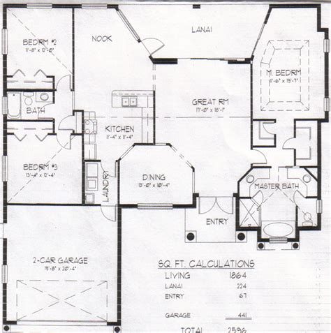 Sweet Home Floor Plan projects in computers