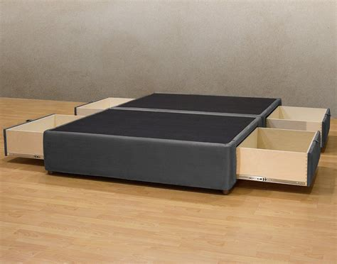 King Bed Storage Frame Fabulous King Size Platform Bed With Storage All About Storage Furniture Decor