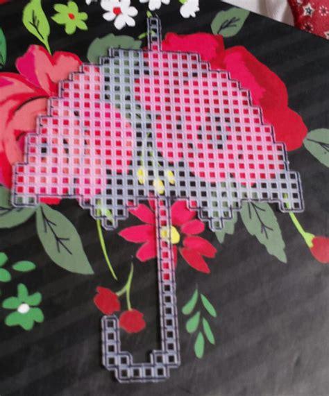 butterfly pattern umbrella pre cut plastic canvas umbrella from smf1229 on etsy studio