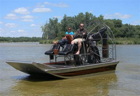 airboat nebraska hamant airboats southern airboat picture gallery archives