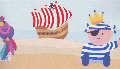 bordure kinderzimmer pirat bambino 2013 kinderzimmer bord 252 re piraten 141108 1 99
