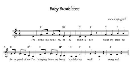 free nursery rhymes gt baby bumblebee free mp3 audio