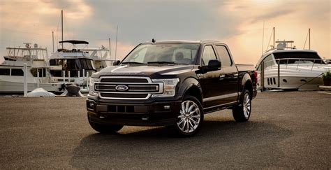 2019 ford f 150 limited 2019 ford f 150 limited gets the raptor s 450 hp v6 the