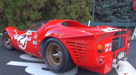 Ferrari 330 P3 by 1967 Ferrari 330 P3 4 Pure Sounds Motorsport Retro