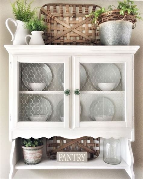 kitchen hutch decorating ideas best 25 kitchen hutch ideas on hutch ideas