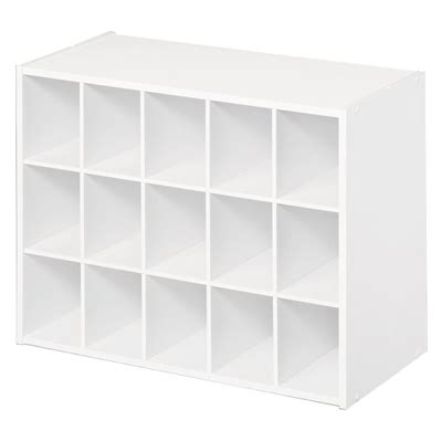 closetmaid canada closetmaid white laminate storage cubes lowe s canada