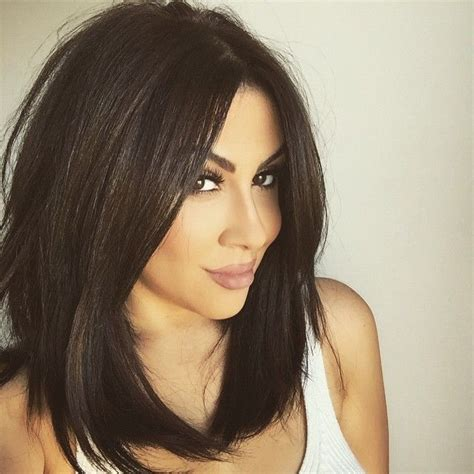 lob haircut with layers 1000 ideas about lob haircut on pinterest haircuts