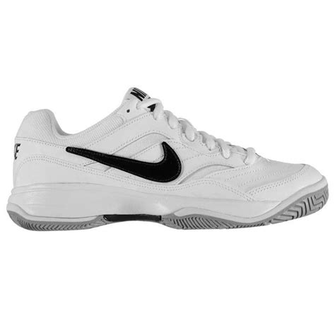 sports direct mens tennis shoes nike nike court lite tennis trainers mens tennis shoes