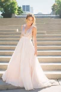 blush colored bridesmaid dresses 25 best ideas about blush wedding dresses on